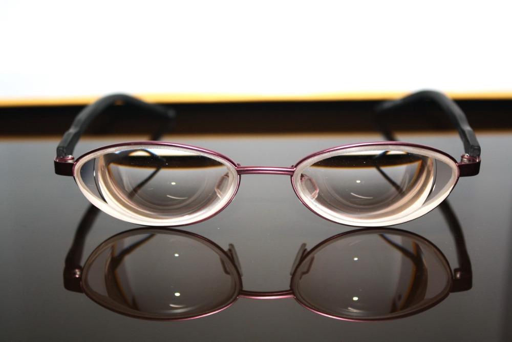 Eyeglass Frames For High Myopia : Aliexpress.com : Buy Red round glass material lenses high ...