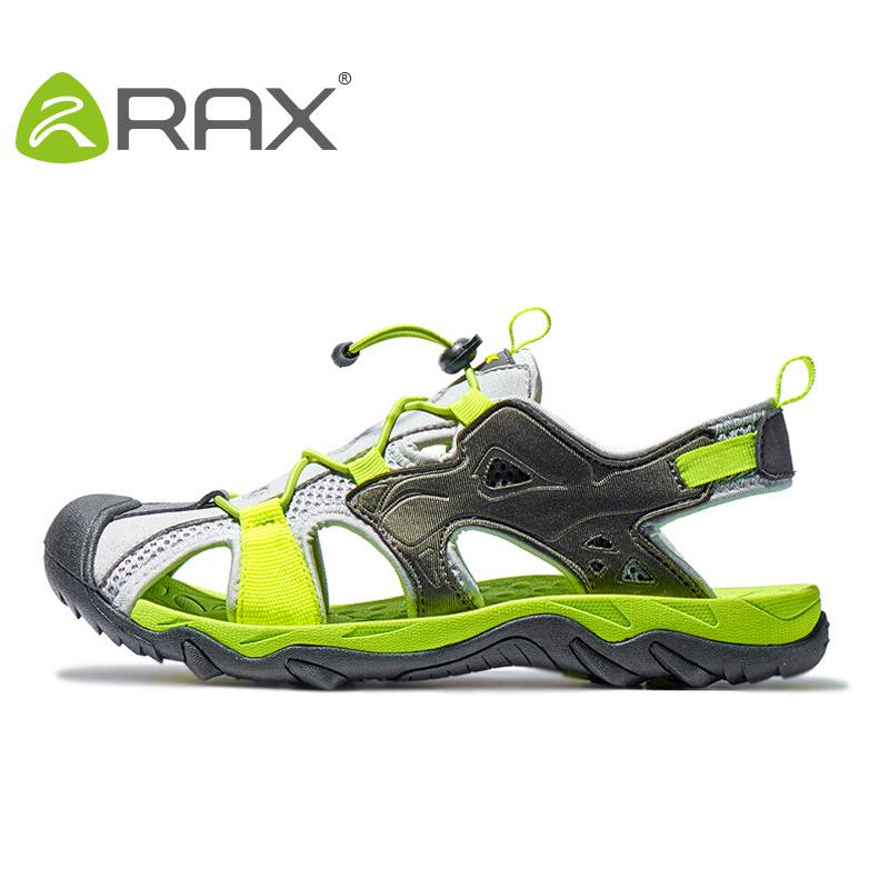 RAX 2016 Novas Sandálias de Verão Respirável Sapatos de Caminhada Dos Homens Caminhadas Ao Ar Livre Sapatos de Praia Sandálias Plataforma Tamanho 39-44(China (Mainland))