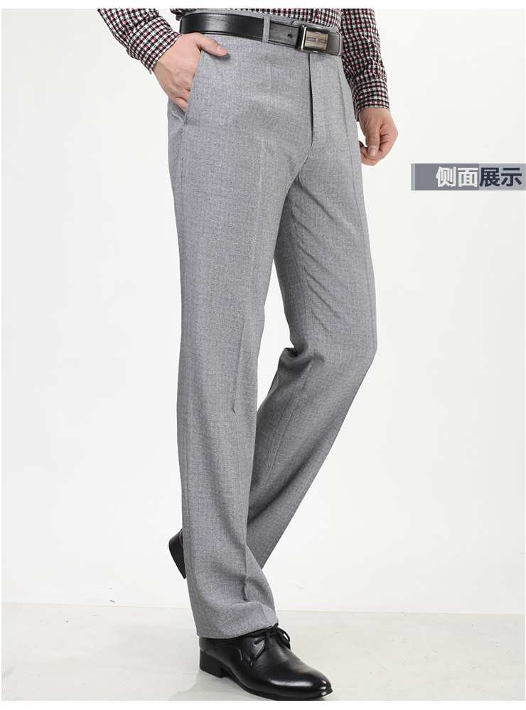 Popular  Kate Classic Fit Suit Pant Women Regular Dress Pants In Gray  Lyst