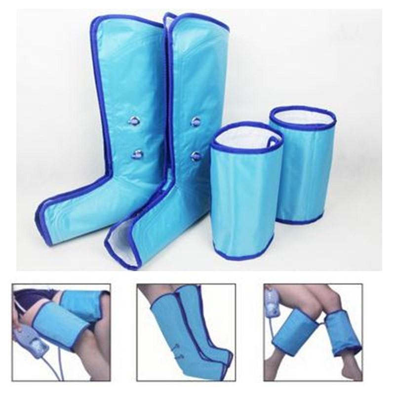 Body Massager for Woman Air Pressure Massage Leg Slimming Thigh Foot Massager Air Leg Massager Boot Sock(China (Mainland))