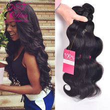 8A Brazilian Virgin Hair Body Wave 4 Bundles Brazilian Body Wave Mink Brazilian Hair Weave Bundles Remy Human Hair Extensions(China (Mainland))