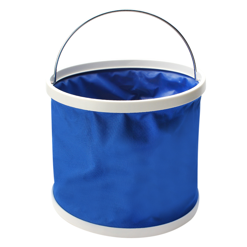 Car Fishing Bucket Multi Function Foldable Water Bucket 9-11L For Fishing Buckets Widely used Home and garden(China (Mainland))
