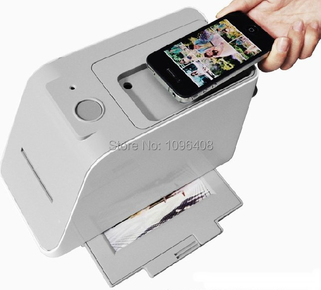 """New 35mm Negative Film Mobile Scanner,Smart Phone Photo Film Scanner 3""""x 5""""and 4"""" x6"""" prints For various smartphones(China (Mainland))"""