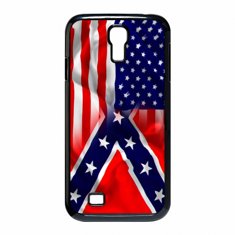 Personalized America Flag new product Best Sale clone Optical fiber phone Hard plastic case for Samsung Galaxy S4 Canada(China (Mainland))