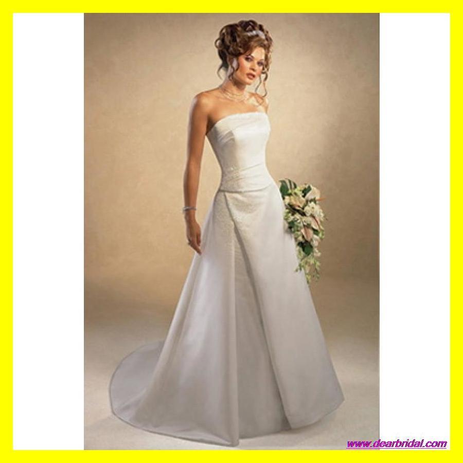 Wedding dresses tea length cheap junoir bridesmaid dresses for Cheap casual wedding dress