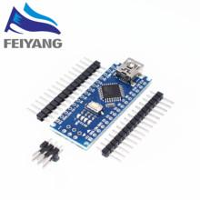Buy Free ! 20PCS Nano 3.0 controller compatible arduino nano CH340 USB driver NO CABLE nano v3.0 for $43.90 in AliExpress store