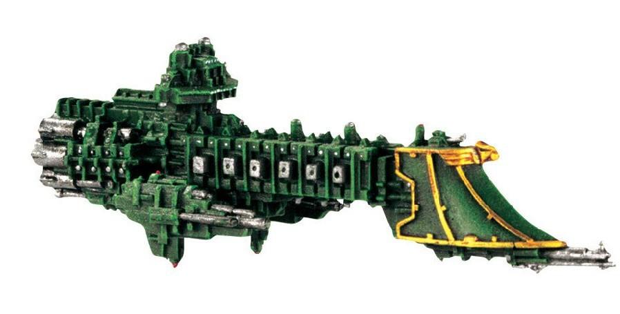 Out of print Resin Models Battlefleet Gothic Dauntless Class Light Cruiser (Lance) Free Shipping(China (Mainland))