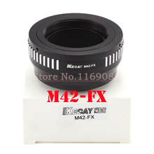 Buy KECAY MD-FX Lens adapter ring Minolta MD MC Mount Lens Fujifilm X-Pro1 Mount Adapter FX Mount- Black + Silver for $10.93 in AliExpress store