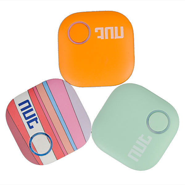 Nut 2 Intelligent Bluetooth Anti-lost Tracking Tag Colorful Alarm Patch(China (Mainland))