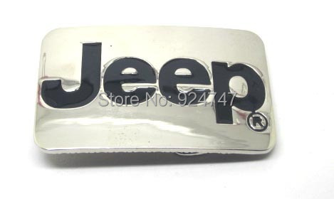 Suv Car Logo Belt Buckle(China (Mainland))