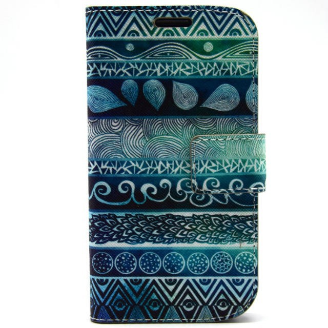 Luxury Arrival Wallet Leather for Samsung Galaxy S3 Neo i9301 GT-I9301 SIII I9300 GT-I9300 Duos i9300i Phone Case Cover+Girt