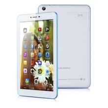 Colorfly  G708  7inch  MTK6592 Octa Core 3G Phablet  1G RAM 8G ROM Android 4.4 Dual Camera Dual SIM GPS Tablet PCs(China (Mainland))
