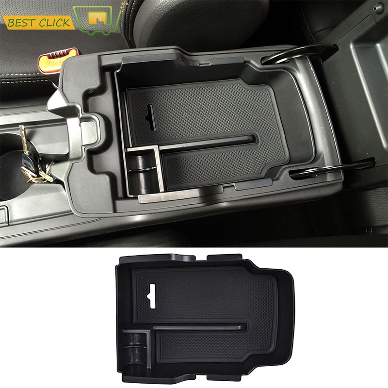 Fit For 2011-2016 2017 Chevrolet Holden Captiva Armrest Storage Box Center Console Container Bin Tray Holder Case Car Organizer(China (Mainland))
