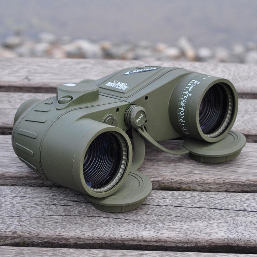 10X50 396FT/1000YDS Military Optic Binocular Telescope Spotting Scope with Compass Hunt CampTravel Concert Waterproof Shockproof<br><br>Aliexpress