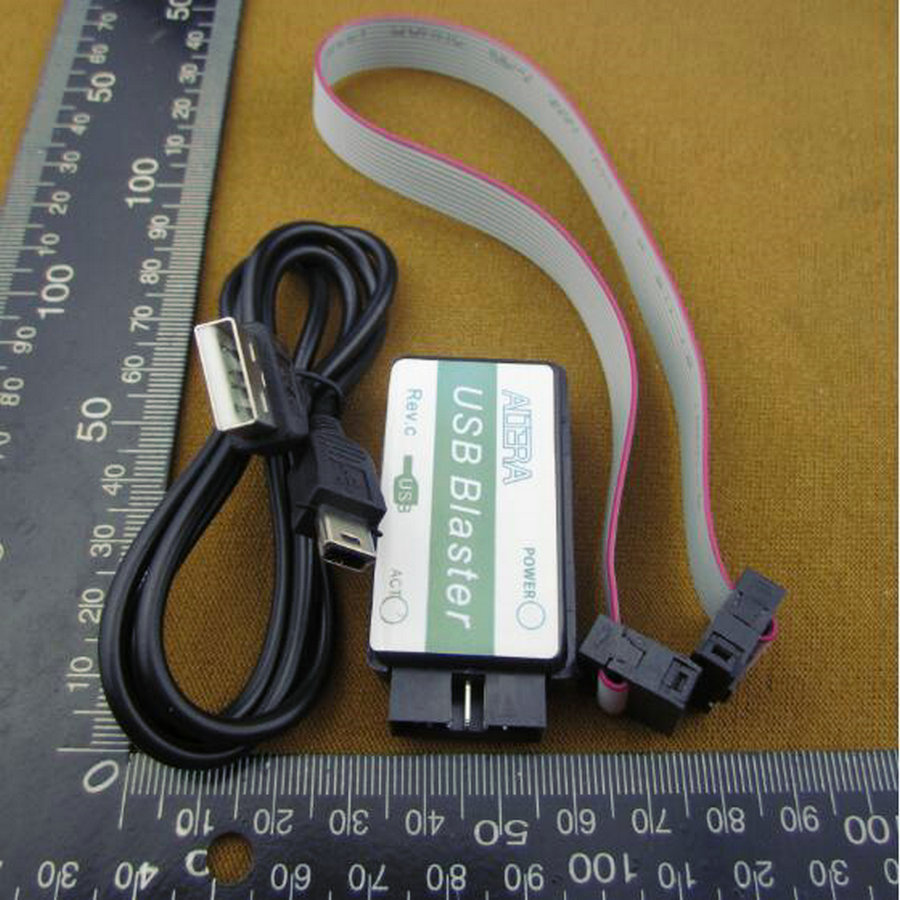 Free shipping,New Mini Usb Blaster Cable For CPLD FPGA NIOS JTAG Altera Programmer in stock 30381(China (Mainland))