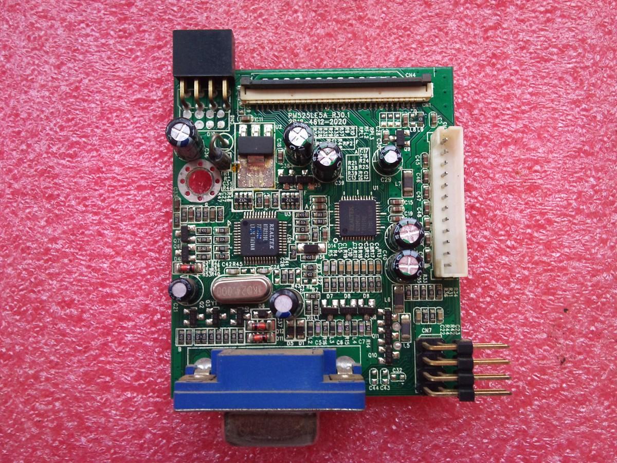 Free shipping Original hannstar hx191 driver board pm525le5a r30.1 motherboard logic board USED(China (Mainland))