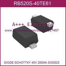 RB520S-40TE61 520 RB520S EMD2 50pcs IC Integrated Circuit