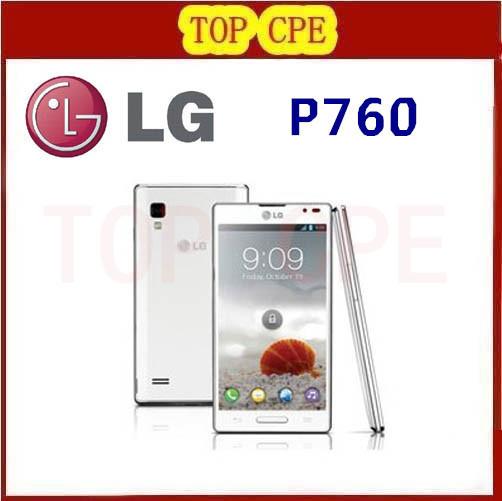 P760 разблокирован LG Optimus L9 мобильный телефон двухъядерный Android 1 ггц процессором 5 mp отремонтированный