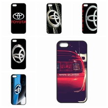 Buy Samsung Galaxy S2 S3 S4 S5 S6 S7 edge mini Active Ace Ace2 Ace3 Ace4 unique Toyota logo cell phone for $4.95 in AliExpress store