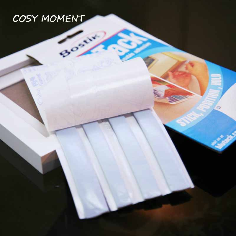 COSY MOMENT 50g /pack Useful Blue Tack Universal No Mark Glue Stick For Photo Frame Installing Or Stick the Letters On WallQT127(China (Mainland))
