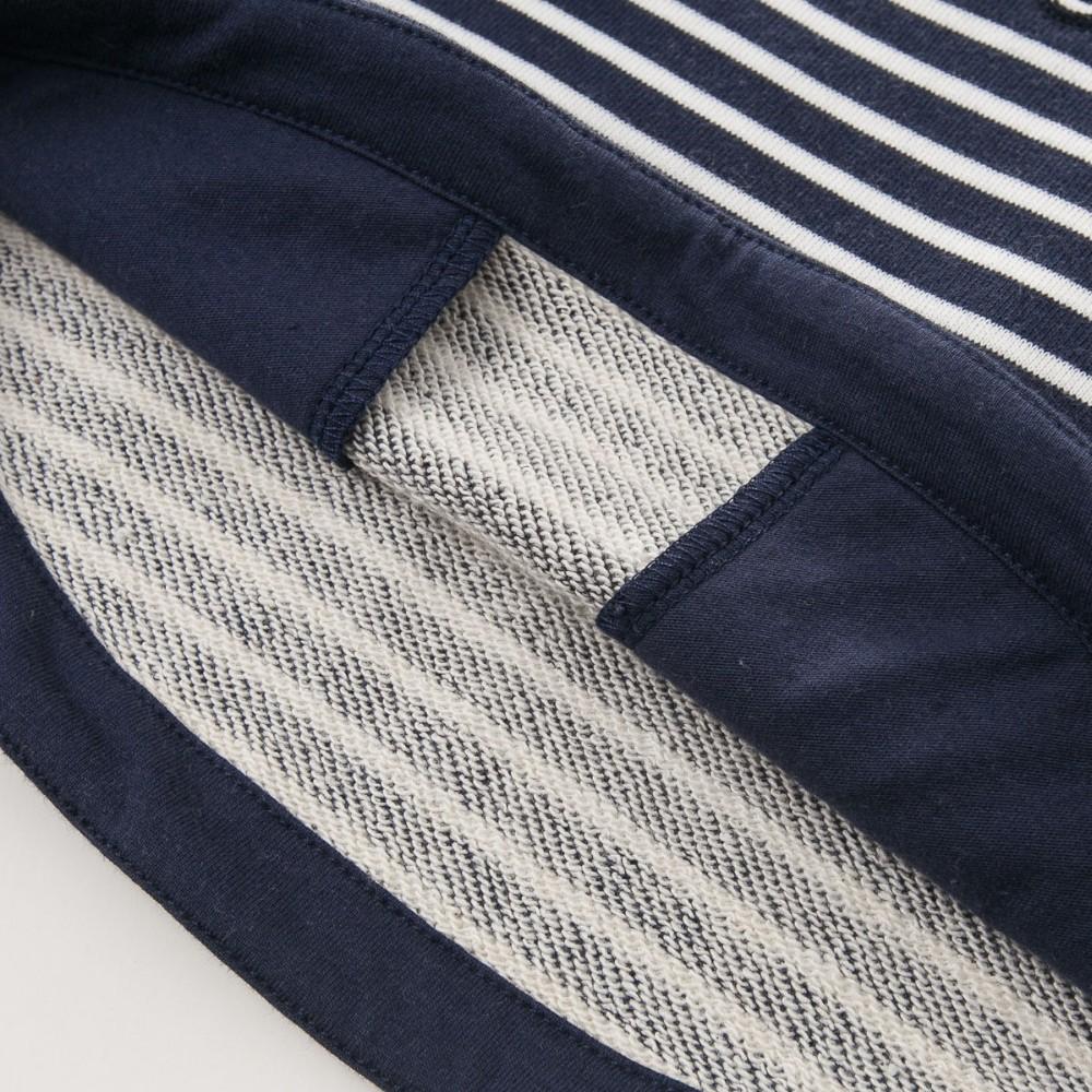 Скидки на DB3981 дэйв белла осень мальчиков balck белый полосатый футболка малыш tee мальчики полосатый топ футболка