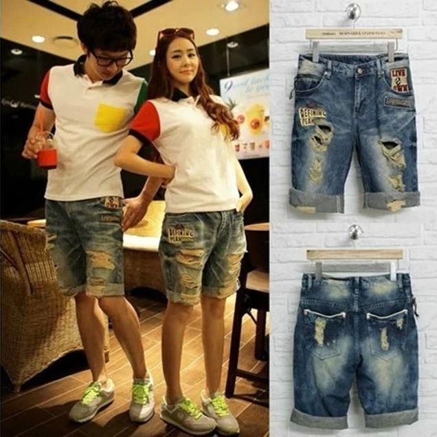 Мужские джинсы OEM Sumer Slim Fit Boardshorts 150516002 rene vilard шорты rv sumer 30304 черный
