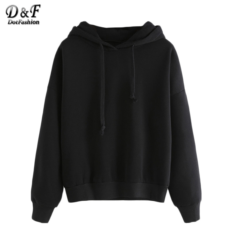 High Quality Plain Womens Hoodies Promotion-Shop for High Quality ...