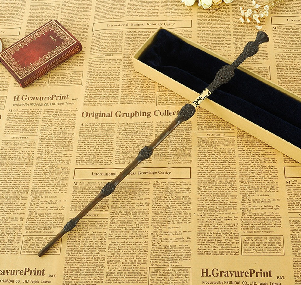 Harry Potter Magical Wand Gift Box Packing