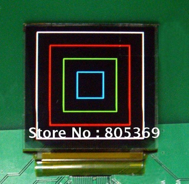 1.5 inch 128x128 color OLED  RGB oled