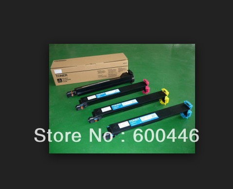 4pcs/lot!Free shipping!! Compatible Color Toner cartridge for Konica Minolta Bizhub C353(TN314K/C/M/Y),top quality(China (Mainland))