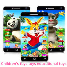 LED-night light- 2016 new touch 10 in 1 game machine toys educational toys children's toys - New(China (Mainland))