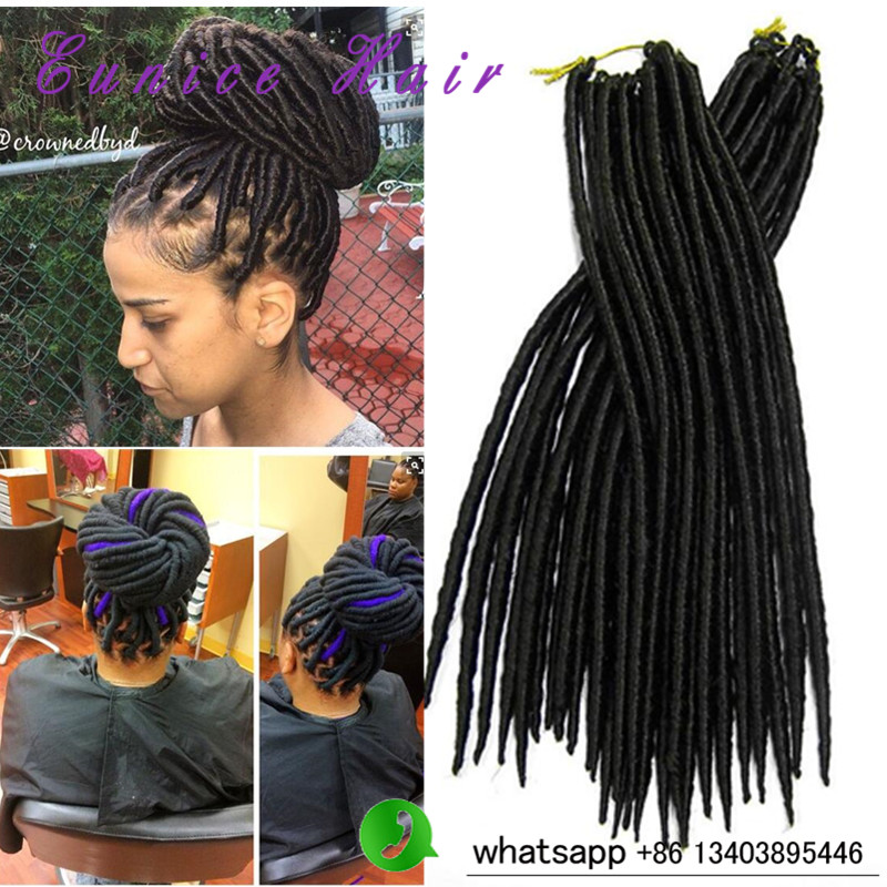 Faux Loc Crochet Hair Janet Collection : ... Janet Collection Dreadlock Synthetic Hair Crochet Braids-in Bulk Hair