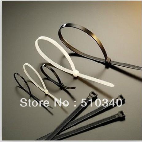 1000pcs 3 x 150mm 3mm*150mm nylon zip tie Fastener wire wrap Clamp Self Locking + Free shipping(China (Mainland))