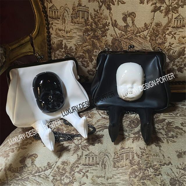 Дизайнер кукла цепи сумку креста тела сумка кошелек шик ну вечеринку Bolsa бесплатная доставка