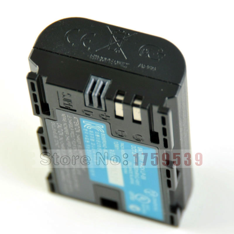 LP E6 LP E6 LPE6 E6N Battery For Canon EOS 5D2 5D3 7D 7D2 6D 70D