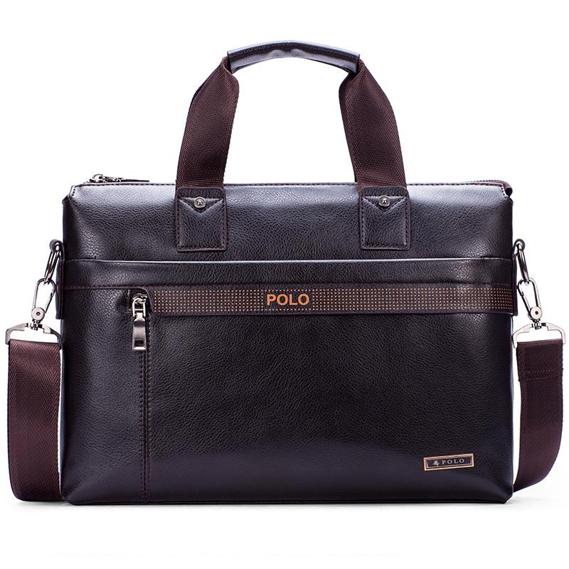 hot sell new arrival luxury designer leather men handbag bag,classic men's travel bags,large famous brand men messenger bags(China (Mainland))