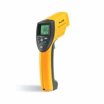 100% Authentic Fluke 68 F68 Mini Handheld IR Infrared Thermometer Gun, non-contact temperature accuracy ,Free Express shipping