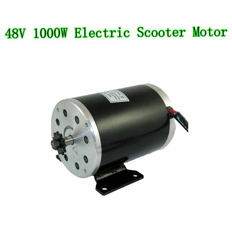 48v 1000w Electric Scooter Brushless Motor For Powerful