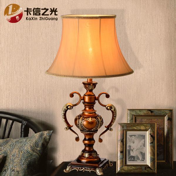 European pastoral letter card minimalist bedroom bedside lamp living room lamp art deco table lamp K20(China (Mainland))