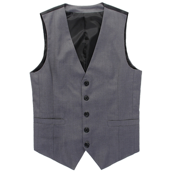 The new 2015 men's fashion leisure suit vest / Men's wedding banquet gentleman suit vest / Beckham with suit vest v-neck men