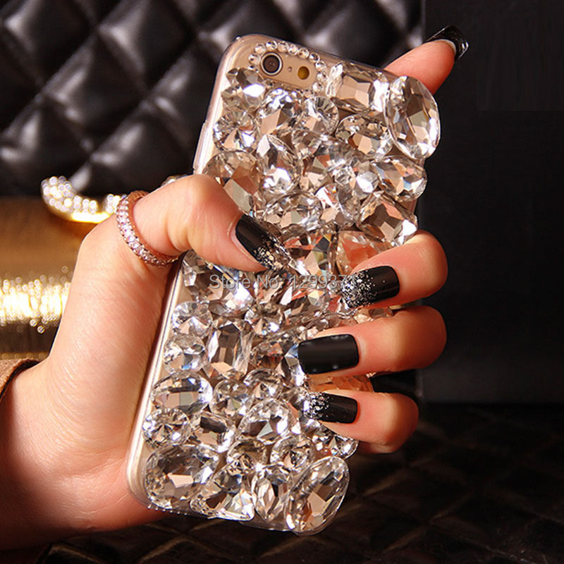 Чехол для для мобильных телефонов OEM Bling Iphone 6 5 5S 5C 4S Samsung 4 3 2 S6 S5 S4 S3 For iphone 6 6Plus 5 5C 4S For Samsung Galaxy Note 4 3 2 S6 S5 S4 S3 чехол для для мобильных телефонов oem iphone 4 4s 5 5s 5c 6 4 7 6 5 5 diy for iphone 4 4s 5 5s 5c 6 4 7 6 plus 5 5