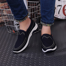 2016 Spring Summer Canvas Shoes Man Breathable Walking Men Shoes Zapatos Mujer Hot Sale Loafers Espadrilles Flats Men(PDX115-13)