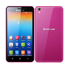 """Original Lenovo S850 MTK6582 Quad Core  Android 4.4 3G Smartphone IPS HD Screen 5"""" 1GB+16GB Rom 13.0MP NFC GPS WCDMA Pink Cell"""