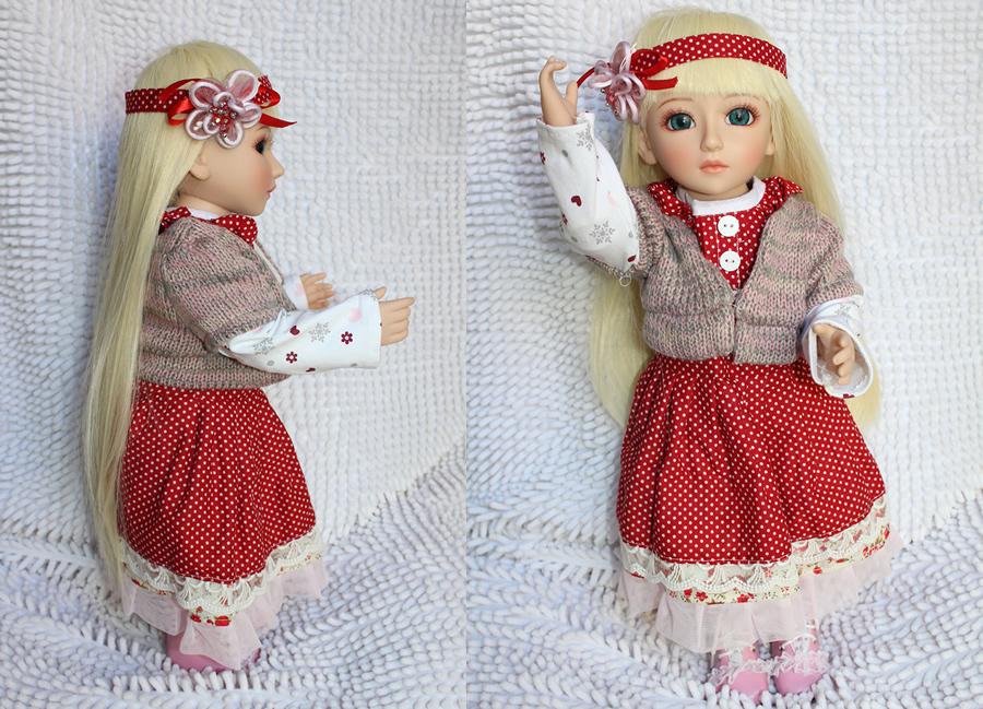 Full Vinyl American Girl Fashion  18inch American Doll Handmade Baby Toys Simulation Reborn Baby Doll Wearing Cute Clothing Set<br><br>Aliexpress