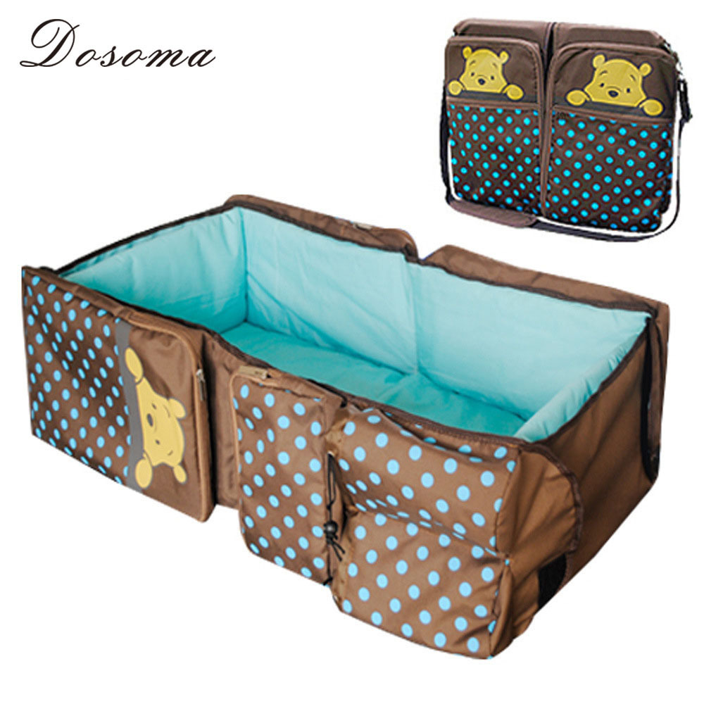 Baby bed portable - Portable Baby Bed Folding Travelling Bed Novelty High Quality Baby Folding Bed Baby Cradles Crib