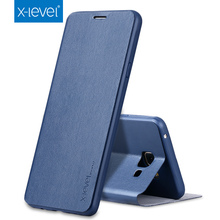 Buy X level Samsung Galaxy A5 2016 A510 A5 2017 phone case TPU Inside Ultra-thin Clamshell Leather Samsung A5 2017 A520 Case for $10.70 in AliExpress store