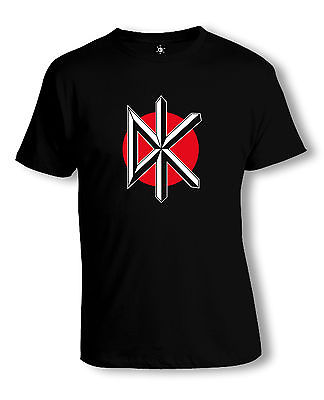 fashion Summer clothing Dead Kennedys Logo T-Shirt Punk Rock DKs Jello Biafra S-XXL Leisure Cotton t-shirt free shipping(China (Mainland))