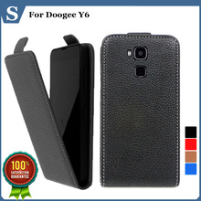 Buy Factory price, Top new style flip PU leather case open Doogee Y6, gift for $3.99 in AliExpress store