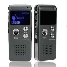 High quality 8GB Brand Mini USB Flash Digital Audio Voice Recorder 650Hr Dictaphone MP3 Player Grey Pen Voice Recorder(China (Mainland))