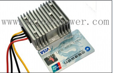 Waterproof DC - DC12V turns 24 v 8 a booster to the 12 v 24 v 192 w power supply 24 v7a synchronous rectifier(China (Mainland))
